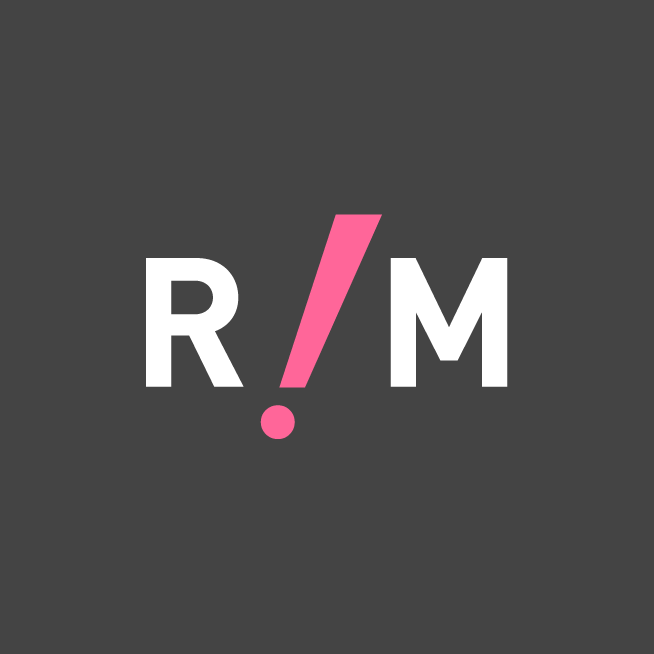 RiotModels Logomark Black